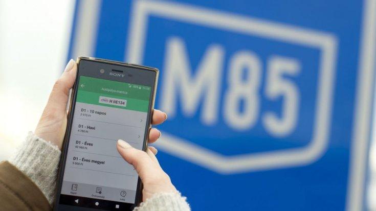 E-matrica vásárlás autópályamatrica
