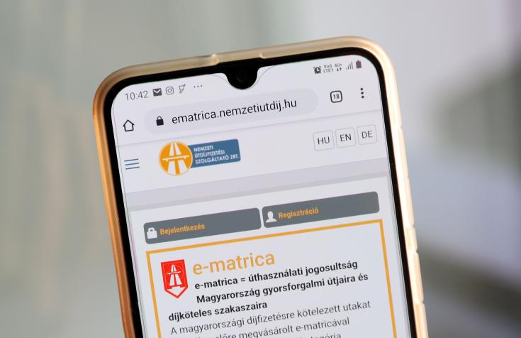 E-matrica vásárlás online
