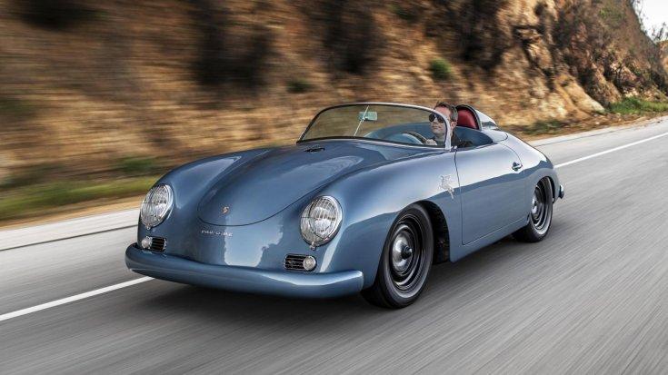 Emory Motorsport Porsche 356 SL