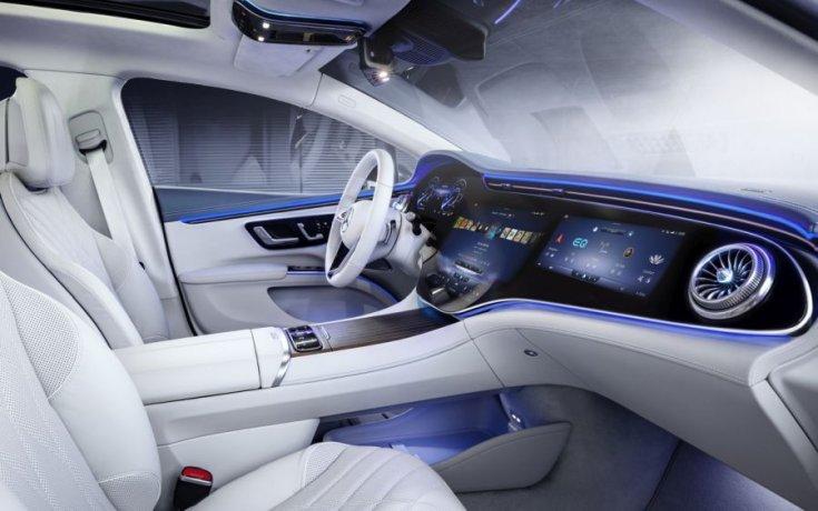 EQS interior