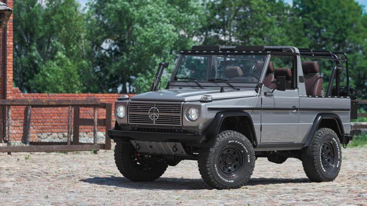 Expedition Motor Company G-Wagen
