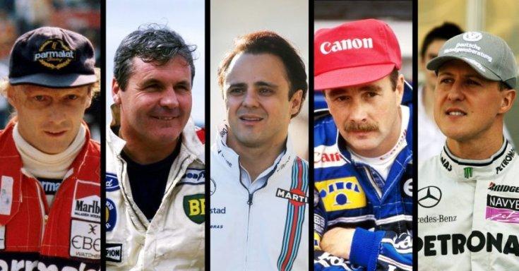 visszavonult F1-es pilóták, akik visszatértek