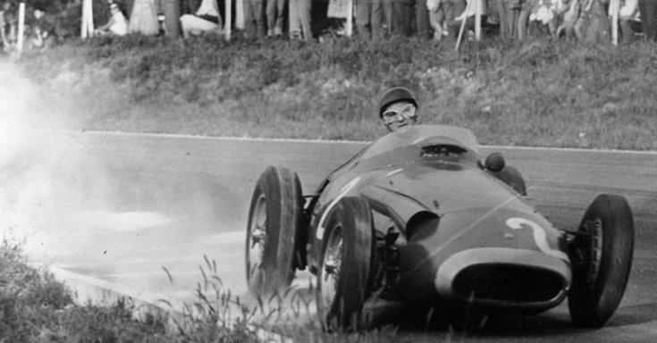 Fangio, azaz a Maestro
