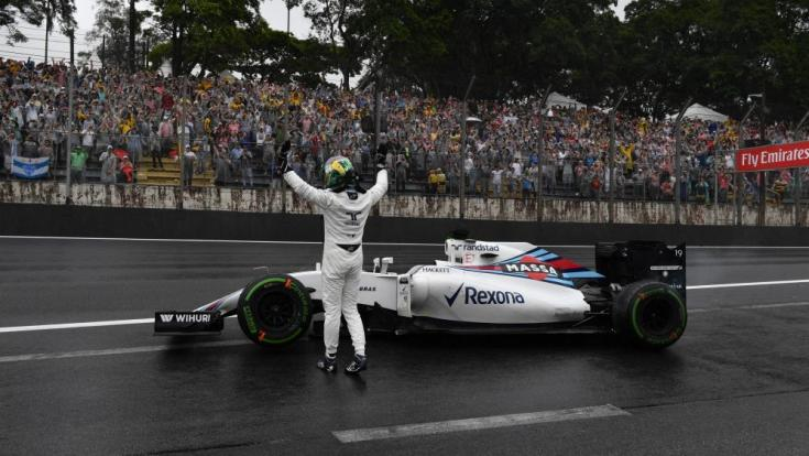 Felipe Massa visszavonulásakor