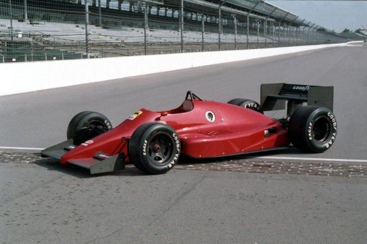 Ferrari 637 Indianapolisban