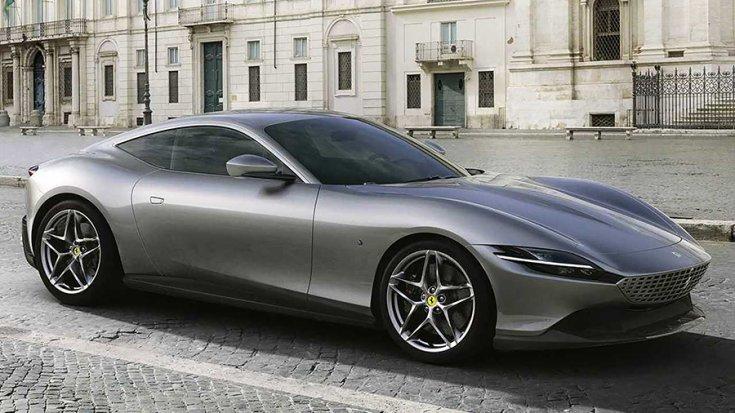 A Ferrari Roma