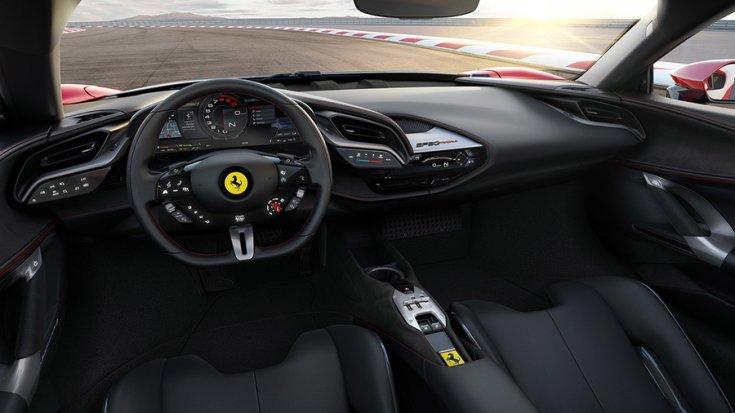 Ferrari SF90 Stradale beltere