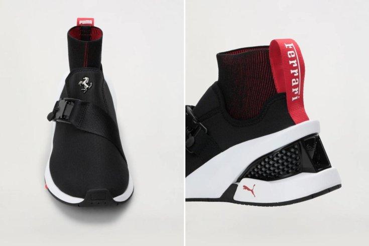 Ferrari ION F sneaker