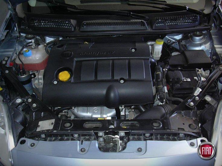 Fiat Multijet dízelmotor