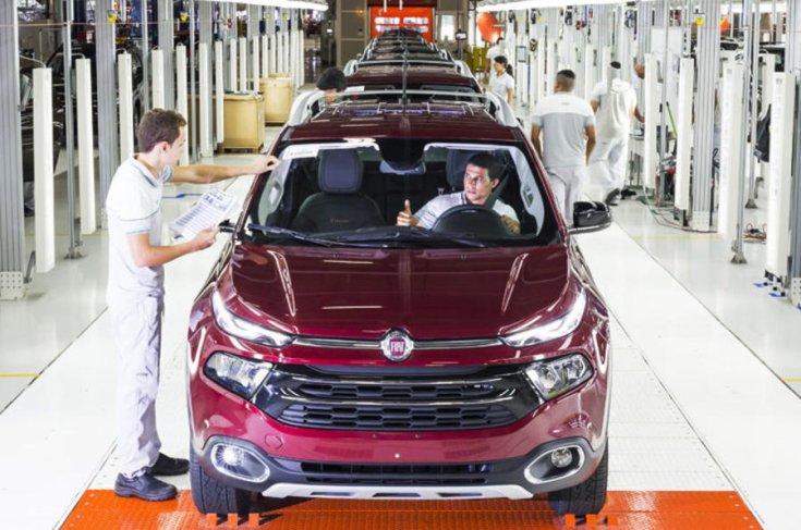 Fiat gyártás