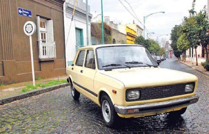 Fiat Europa 128 CLS