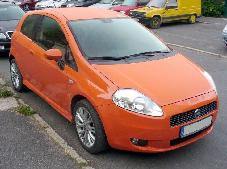 Fiat Grande Punto használtautó