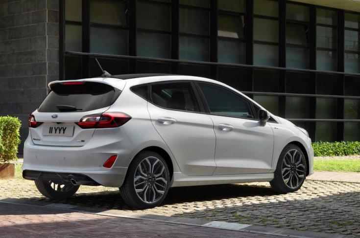 Új Ford Fiesta