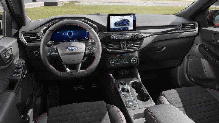 Ford Escape/Kuga 2020 beltér