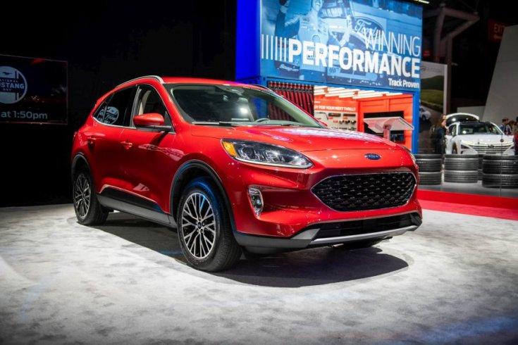Ford Escape/Kuga 2020 orr