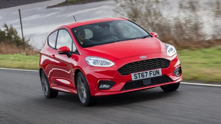 Ford Focus 2019 ST line