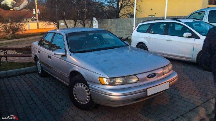 Ford Taurus – Alapjárat Teaser