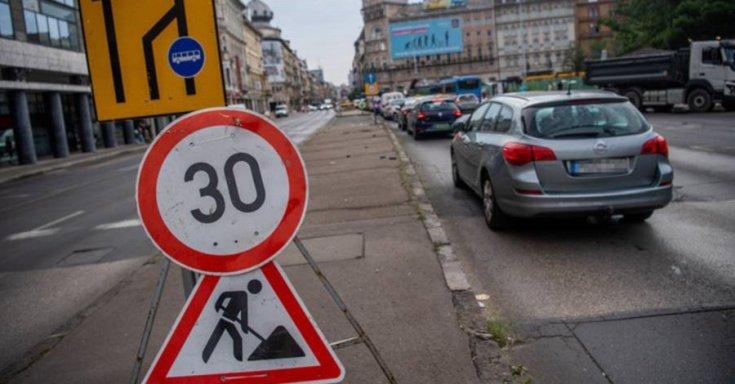 Forgalmi duó Budapesten