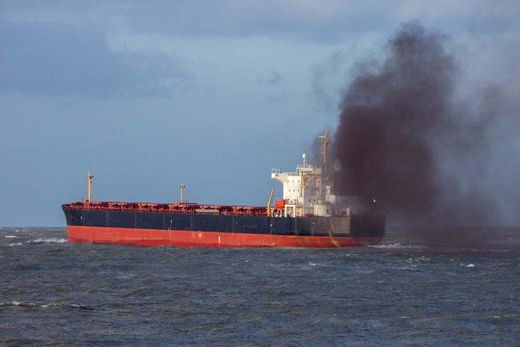 Hajók környezetszennyezése