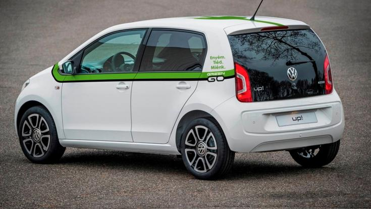 GreenGo Volkswagen e-Up