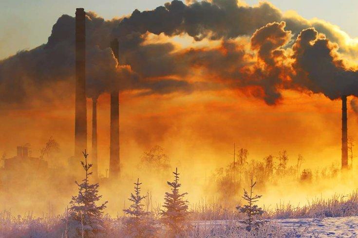 Gyárak környezetszennyezése