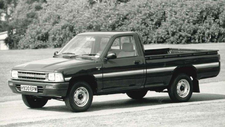 Harmadik generációs Toyota Hilux