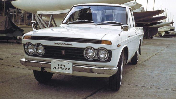 Első generációs Toyota Hilux