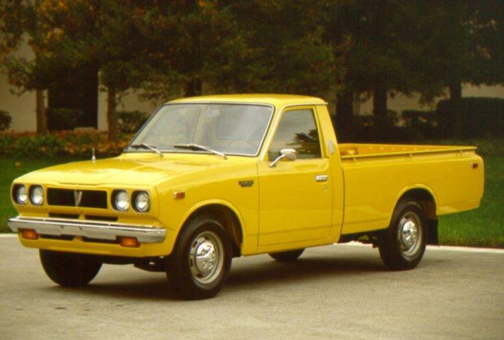 Második generációs Toyota Hilux