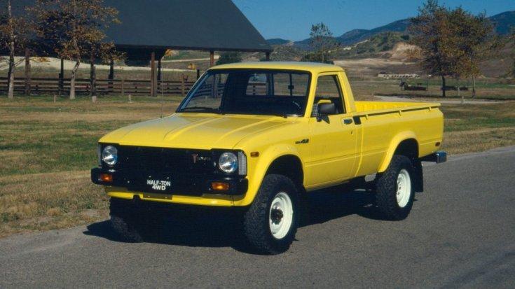 Harmadik generációs Toyota Hilux 4x4