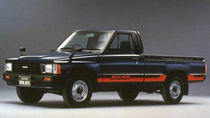 Negyedik generációs Toyota Hilux