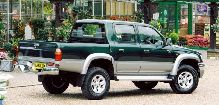 Hatodik generációs Toyota Hilux