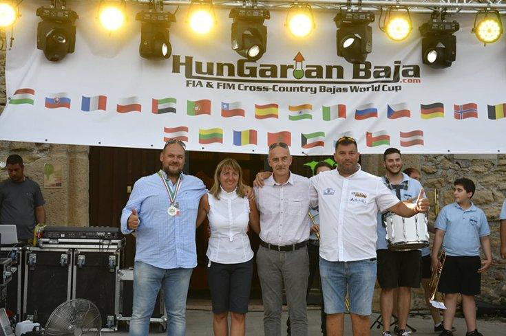 A HunGarian Baja célceremóniáján a szervezők
