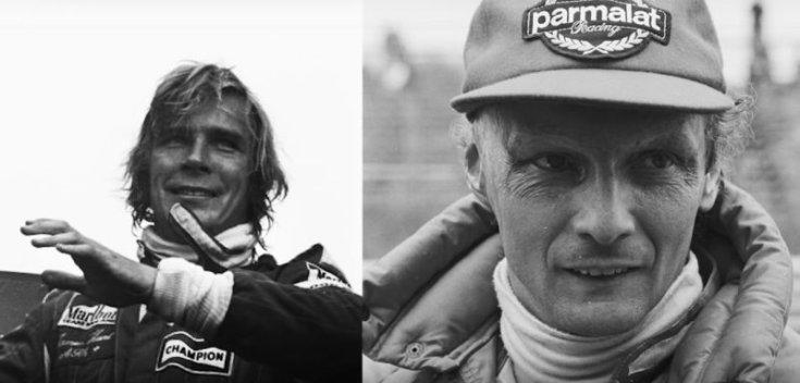 Hunt és Lauda