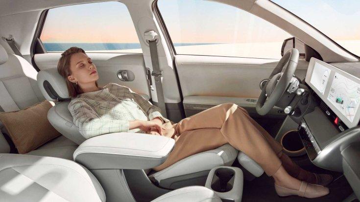 Hyundai IONIQ 5 utastere