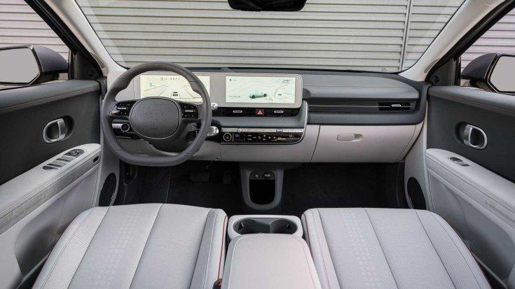 A Hyundai Ioniq 5 utastere