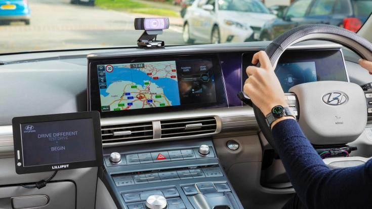 Hyundai vezetési stílus felmérés