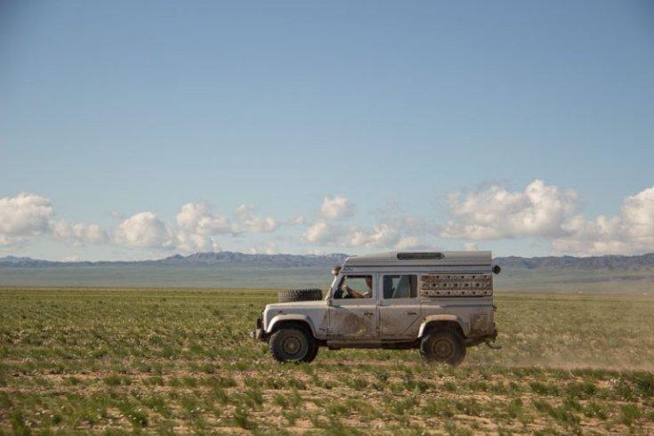 megbízhato Land Rover Defender
