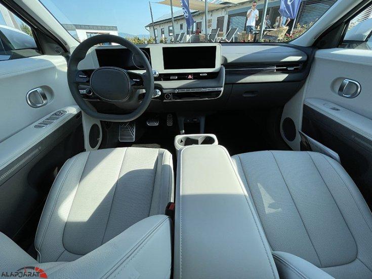 Hyundai Ioniq 5 beltér