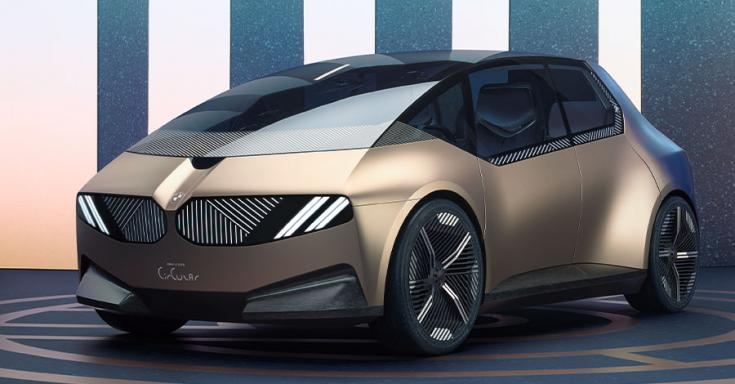 BMW i Vision Circular koncepció