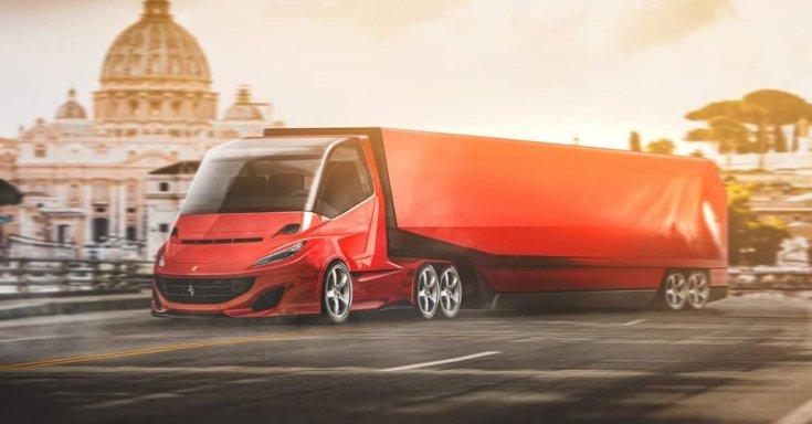 Ferrari Portfino koncepció féloldalról