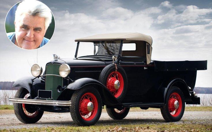 Jay Leno 1934 Ford Pickup