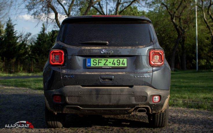 jeep renegade 4xe teszt alapjarat