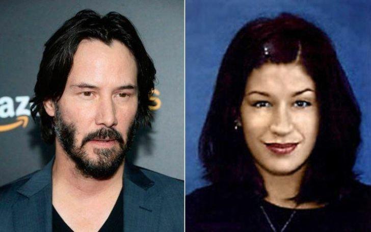 Keanu Reeves és Jennifer Syme