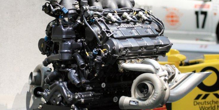 JNC1 a Honda NSX motorja