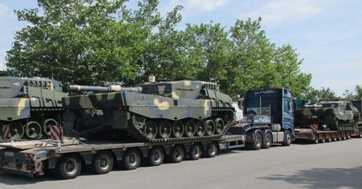 Katonai konvoj