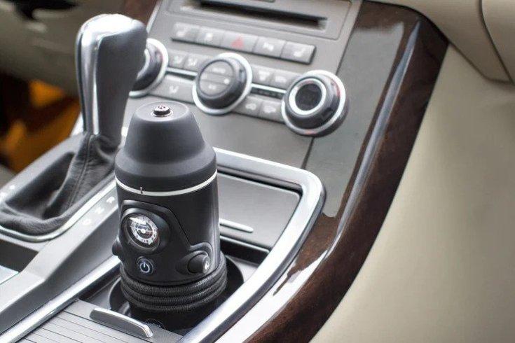 kávéfőző autós kiegészítő