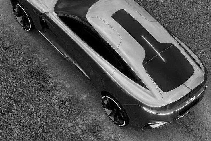Koenigsegg SUV