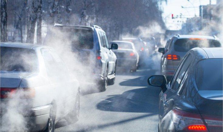 Környezetszennyező autók