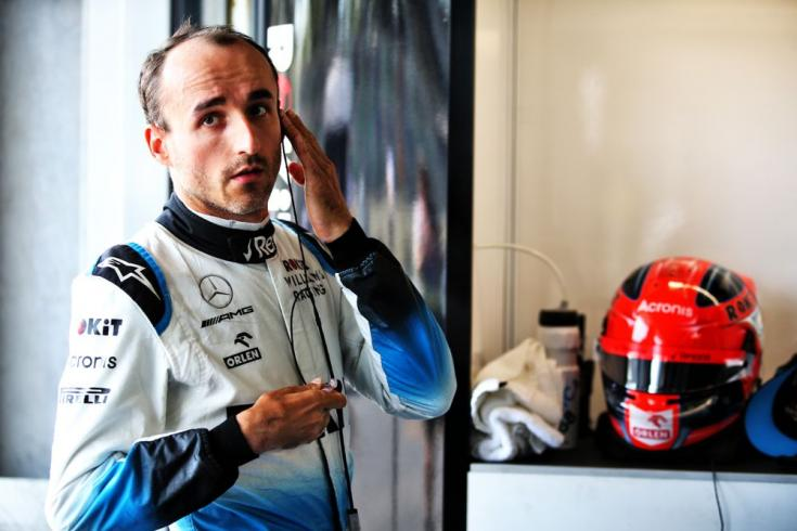 Kubica a Williamsben