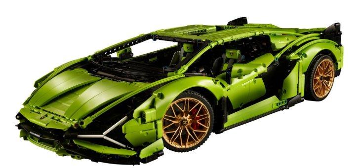 Technic LEGO Lamborghini Sián FKP 37